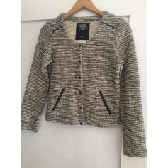 Jacket LE TEMPS DES CERISES Noir, gris, blanc