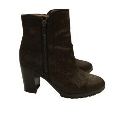 Bottines & low boots à talons BIMBA & LOLA Marron