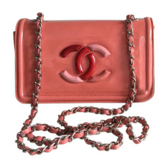 Leather Handbag CHANEL Timeless Multicolor
