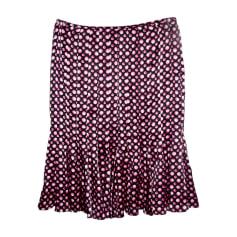 Midi Skirt ESCADA Pink, fuchsia, light pink