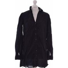 Robe courte BERSHKA Noir