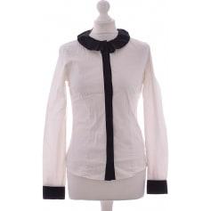 Chemise ASOS Blanc, blanc cassé, écru