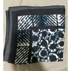 Scarf MICHAEL KORS Blue, navy, turquoise