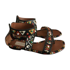 Flat Sandals VALENTINO Multicolor