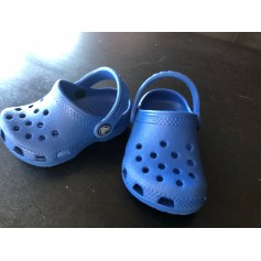 Slippers CROCS Blue, navy, turquoise