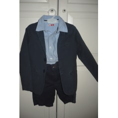 Shorts Set, Outfit OKAÏDI Blue, navy, turquoise