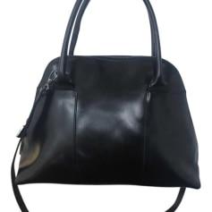 Leather Handbag FURLA Black