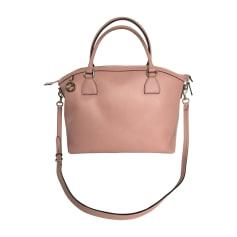 Handtasche Leder GUCCI Pink,  altrosa