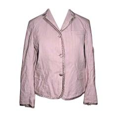 Blazer MARC JACOBS Pink, fuchsia, light pink