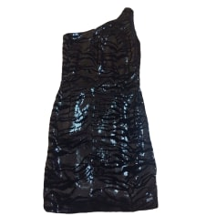 Mini-Kleid GUESS Schwarz