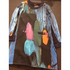 Robe tunique AVENTURES DES TOILES Multicouleur