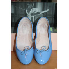 Ballerines BLOCH Bleu, bleu marine, bleu turquoise