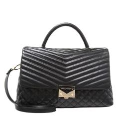 Leather Handbag VALENTINO BY MARIO VALENTINO Black