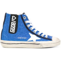 Sneakers GOLDEN GOOSE Blue, navy, turquoise