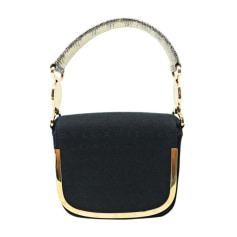 Non-Leather Handbag BULGARI Black