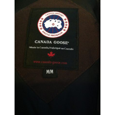 canada goose homme taille