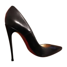 Pumps, Heels CHRISTIAN LOUBOUTIN So Kate Black