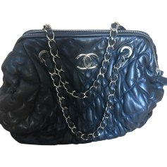 b85da7b62ccd Tote Bag CHANEL Blue