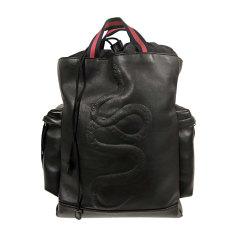 Backpack GUCCI Black