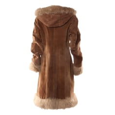 Manteau en fourrure OAKWOOD Marron