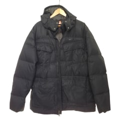 Down Jacket NIKE Black