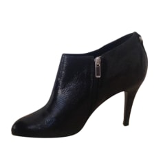 High Heel Ankle Boots MINELLI Black