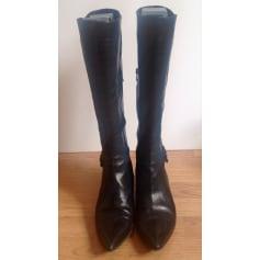High Heel Boots MINELLI Black