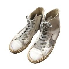 Sneakers GOLDEN GOOSE Weiß, elfenbeinfarben