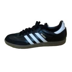 Sports Sneakers ADIDAS Black