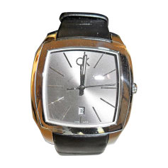 Orologio da polso CALVIN KLEIN Argentato, acciaio