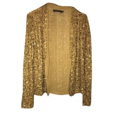 Blazer, veste tailleur ANTIK BATIK Doré, bronze, cuivre