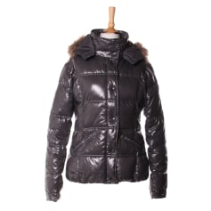 Manteau caban kaporal femme