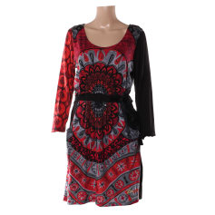 Midi Dress DESIGUAL Multicolor