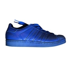 Sneakers ADIDAS Blue, navy, turquoise