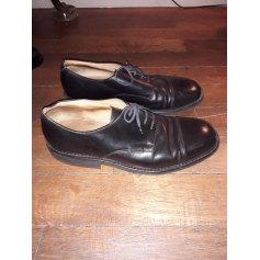 b86c26c72721 Chaussures à lacets Paraboot Homme   articles tendance - Videdressing