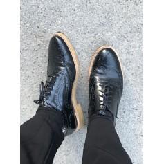 Chaussures à lacets  ANTHOLOGY PARIS Noir