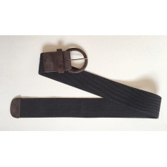 Wide Belt A.P.C. Black