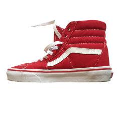 Sneakers VANS Red, burgundy
