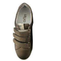 Sneakers LIU JO Golden, bronze, copper