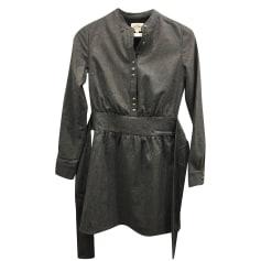 Mini Dress SÉZANE Gray, charcoal