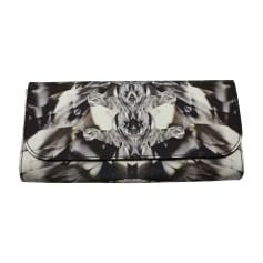 Non-Leather Handbag ALEXANDER MCQUEEN Black