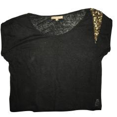 Top, t-shirt SANDRO Nero