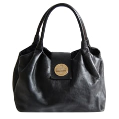 Leather Oversize Bag KATE SPADE Black