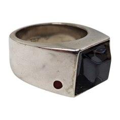 Ring BACCARAT Gray, charcoal