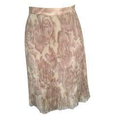 Midi Skirt DKNY Pink, fuchsia, light pink