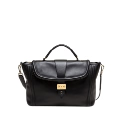 Borsetta in pelle LANCEL Nero