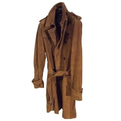 Imperméable, trench ZARA Beige, camel