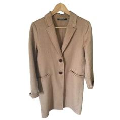 Monoprix veste velours femme