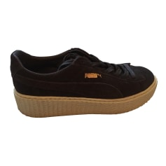 Sneakers PUMA Blue, navy, turquoise