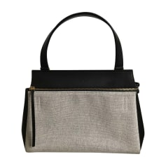 Leather Handbag CÉLINE Multicolor